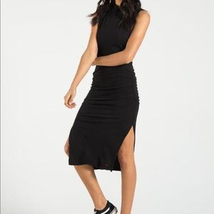 N:Philanthropy Bellflower Dress in Black - Medium